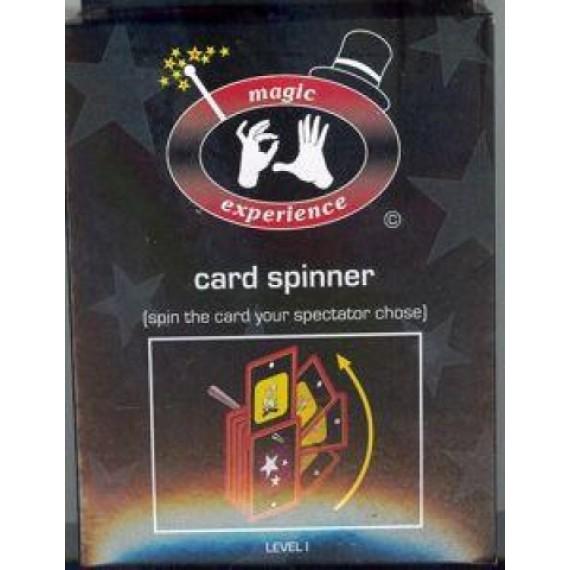 Card spinner