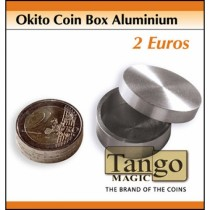 okito coin box alluminio(da 2 euro)tango -con dvd
