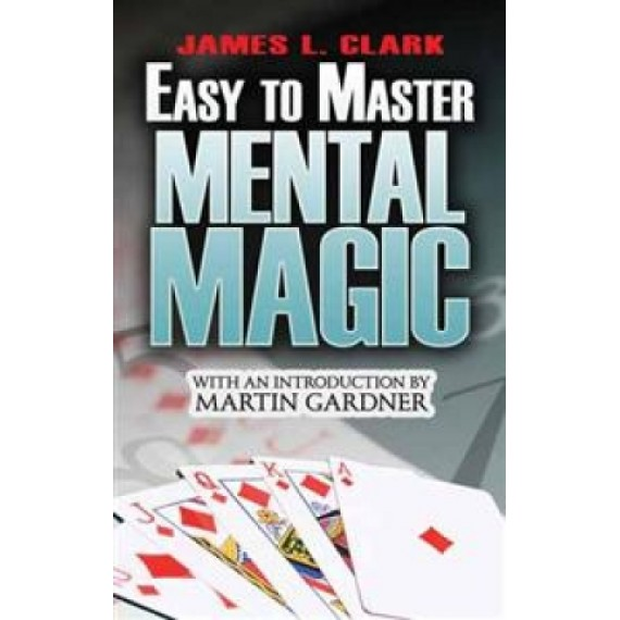 EASY- TO- MASTER MENTAL MAGIC