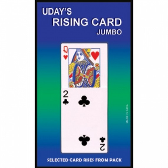 RISING CARD JUMBO