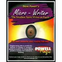 Micro Writer by Dave Powell (unghia)