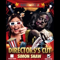 Director's Cut 2 Horror w/Online Instructions by Simon Shaw and Alakazam Magic  (DIRECTORSCUT2) Trick