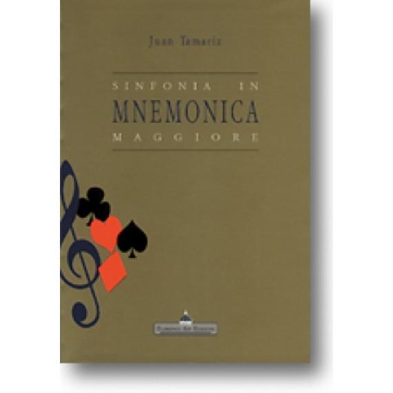 JUAN TAMARIZ  SINFONIA IN MNEMONICA MAGGIORE
