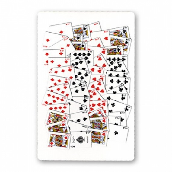 Jumbo Bicycle Cards (52 on 1)