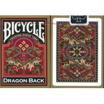 Bicycle - dragon back oro