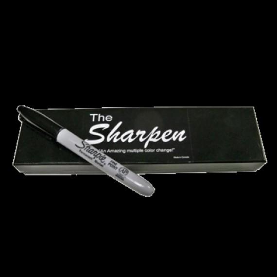 The Sharpen by Alain Vachon