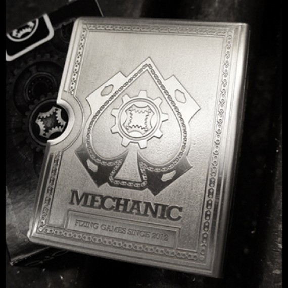 Card Guard (heavy) by Mechanic Industries -porta carte