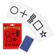 ESP Deck (25 Cards)