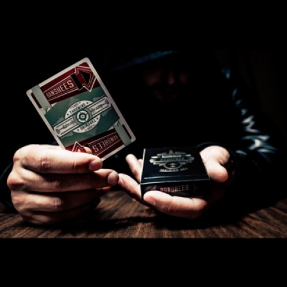 Banshees: Cards for Throwing