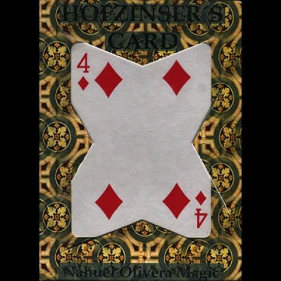 Hofzinser Card by Nahuel Olivera