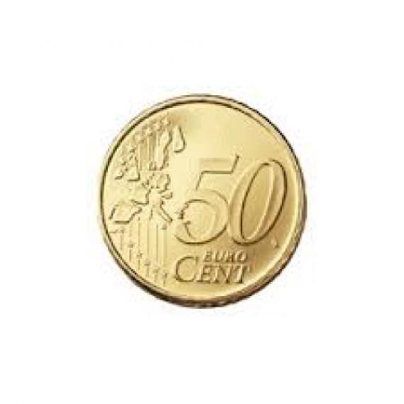 50 centesimi magnetici
