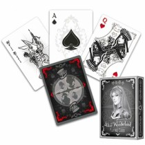 Alice Of Wonderland deck - Silver