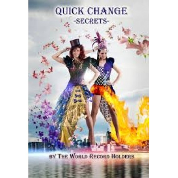 quick change secrets (trasformismo)