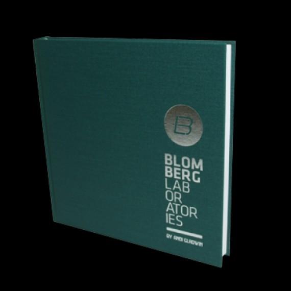 Blomberg Laboratories by Andi Gladwin and Vanishing Inc. - Libro
