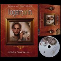 Stand Up Fantasies (DVD & Book Set) by Jan Logemann - DVD