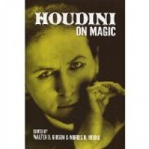 Houdini on magic, Walter B. Gibson