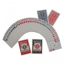 Bicycle - Mazzo formato poker jumbo index