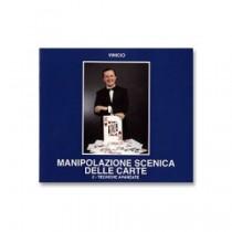 Vinicio Meleri - Manipolazione scenica delle carte - Volume 2 - Tecniche avanzate