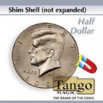 Shim Shell (not expanded),half dollar