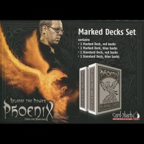 Phoenix Marked Deck Set by Card-Shark