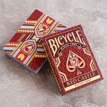Bicycle - Red Castle
