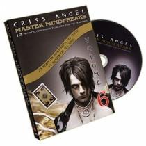 Mindfreaks Vol. 6 by Criss Angel - DVD