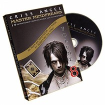 Mindfreaks Vol. 8 by Criss Angel