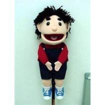 Pupazzo per ventriloqui bambino (grande)