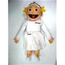 pupazzo per ventriloqui Nurse (grande)