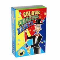I foulards che cambiano colore - Poliestere Cm 30 x 30