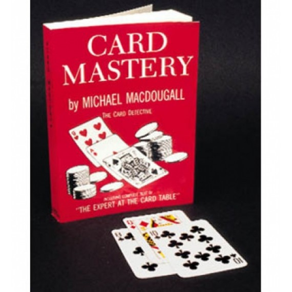 card mastery by michael nacdougall the card detective