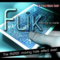 Flik (DVD and Gimmick) by Alexis De La Fuente