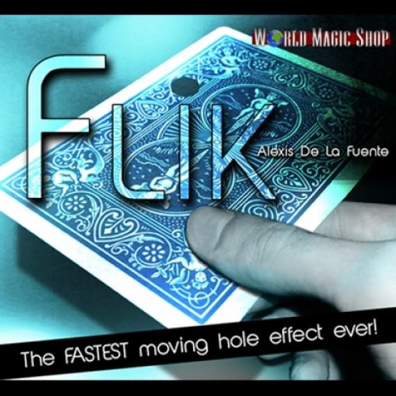 Flik (DVD and Gimmick) by Alexis De La Fuente