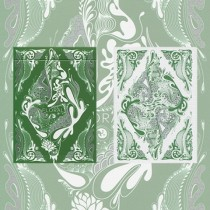 Floral Deck (Green) by Aloy