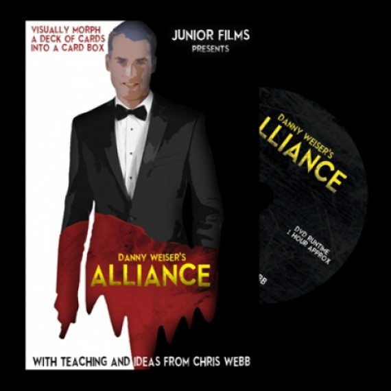 Alliance (DVD & Gimmicks) by Danny Weiser & Junior Films