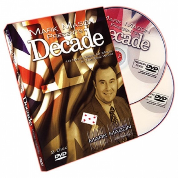 Decade (2 DVD Set) by Mark Mason