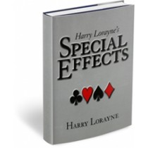 Special Effects Book by Harry Lorayne
