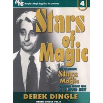 Stars Of Magic Volume 4 (Derek Dingle)