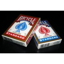 bicycle standard formato poker
