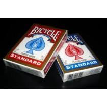 bicycle standard formato poker